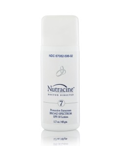 Nutacine Sun Screen #7