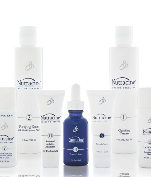 Medical Cosmetics-Nutracine